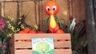 getlinkyoutube.com-Orange Bird makes his return - D23 presentation at Disney's Magic Kingdom