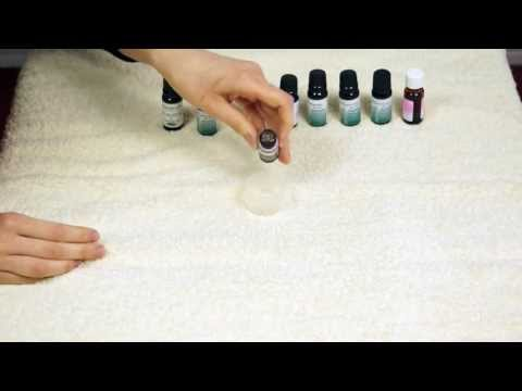Aromatherapy Essential Oils - Top Notes