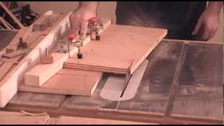getlinkyoutube.com-Build a Taper Jig for the Table Saw