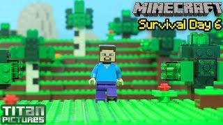 getlinkyoutube.com-Lego Minecraft Survival 6