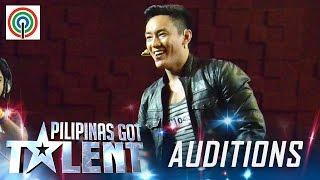 Pilipinas Got Talent Season 5 Auditions: Troy Perez - Mentalist