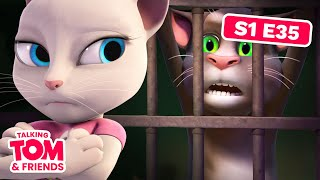 getlinkyoutube.com-Talking Tom and Friends - Friends Forever (Episode 35)