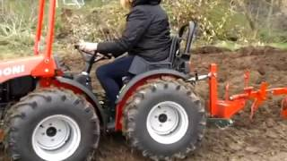 BSG Quad 20 Goldoni Tractor (20HP)