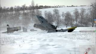 getlinkyoutube.com-IL 2 Sturmovik Battle of Stalingrad Epic Crashes and Fails Compilation Part 2