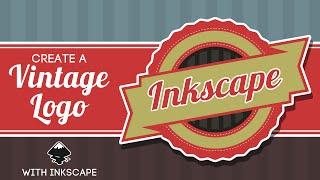 getlinkyoutube.com-Inkscape for Beginners: Vintage Logo Tutorial
