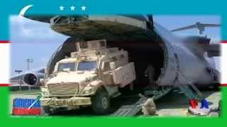 getlinkyoutube.com-AQShdan O'zbekistonda ulkan harbiy yordam - US Military Assistance to Uzbekistan