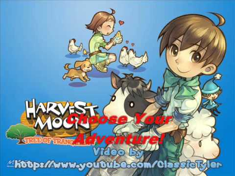 Harvest Moon Tree of Tranquility 19- Choose Your Adventure!