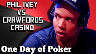 The Day That Phil Ivey Won £7.8m From Crockfords Casino