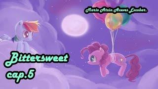 getlinkyoutube.com-Fanfic mlp La muerte de Pinkie Pie  BITTERSWEET  cap 5.
