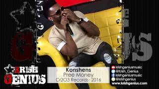 Konshens - Pree Money