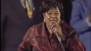getlinkyoutube.com-Orignal Shirley Caesar You Name it challenge video! beans greens potatoes tomatoes #UNameItChallenge