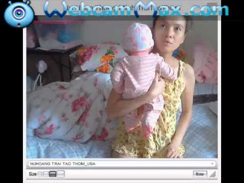 140416 142227 NUNHAN THONG MINH TRAI TAO THOM AND DAUGHTER DOLL9 IN WHITE JACKET