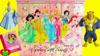 getlinkyoutube.com-24 Disney Princess Advent Calendar Surprises