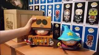 getlinkyoutube.com-Kidrobot X South Park A.W.E.S.O.M.-O unboxing