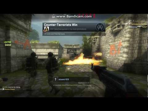 Cs:go ak47 gameplay