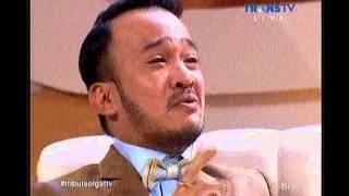 getlinkyoutube.com-Ruben onsu menangis saat menceritakan kenangan bersama olga syaputra