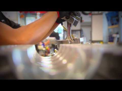 AMG Affalterbach Plant - Engine Assembly Part II