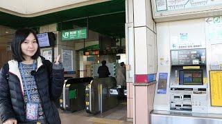 getlinkyoutube.com-ディズニー側じゃない、舞浜駅北口を調査!