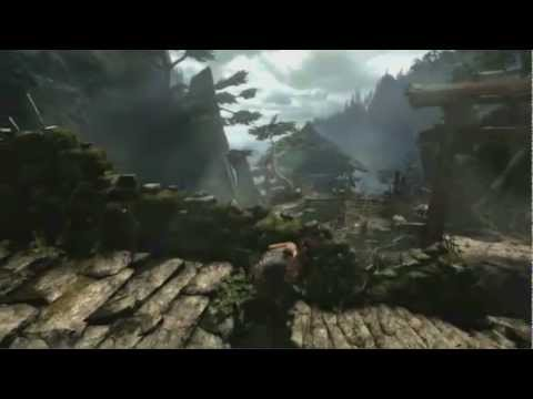 Tomb Raider - Gameplay Walkthrough E3 2012 Demo [HD] (Xbox 360/PS3/PC)