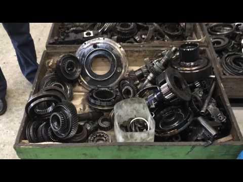 Ремонт КПП Renault B18