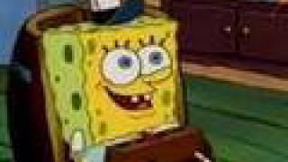 getlinkyoutube.com-Spongebob sings - Yeah by Usher