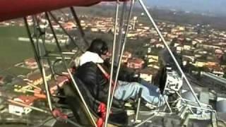 getlinkyoutube.com-volo con il groppino con telecamera a bordo