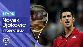 getlinkyoutube.com-Young Novak Djokovic on Trans World Sport
