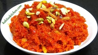 getlinkyoutube.com-Gajar Ka Halwa Recipe-Simple and Delicious Gajar Halwa-Carrot Halwa Recipe-Easy Indian Dessert