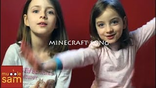getlinkyoutube.com-Mugglesam - MINECRAFT SONG - I SAW A CREEPER (Sing-A-long) - Season 7 Episode 6
