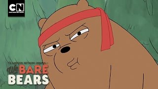 Grizz's Audition Tape   We Bare Bears   Cartoon Network