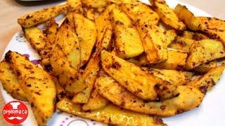 Fırında Patates - Pişirmece   Yemek Tarifleri