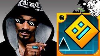 getlinkyoutube.com-Time Machine & Snoop Dog | Geometry Dash #2