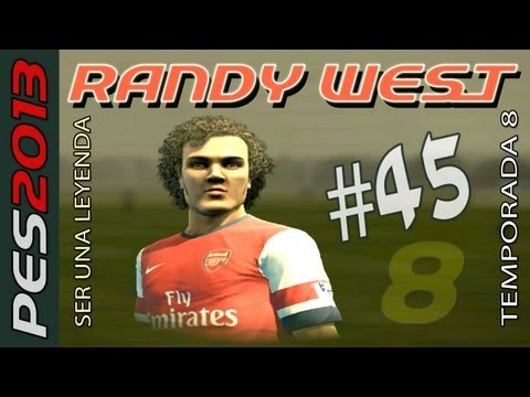 Ser una Leyenda / Become a Legend / Randy West S08E45