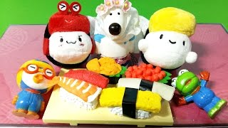 getlinkyoutube.com-포비의 결혼식과 요리사 쵸바 ★뽀로로 장난감 애니