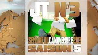 Derka - Jt De Derka N°3 ( Saison 5)