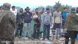 "getlinkyoutube.com-So called ""refugees"" in Europe."