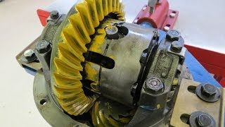 getlinkyoutube.com-1963 Chevrolet Biscayne Positraction Differential Overhaul - Part 4 - Final Assembly