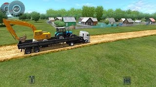 getlinkyoutube.com-City Car Driving 1.3.3 KamAZ 5460 Restayling [1080p]