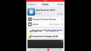 getlinkyoutube.com-MADDEN MOBILE BOT FREE IOS 8.4 (auto touch error fix)
