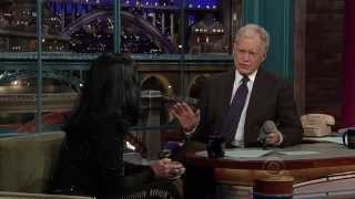 getlinkyoutube.com-Late Show with David Letterman Letterman - Cher, Bruno Mars (11-11-2010)