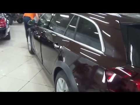 Антигравийная защита Opel Insignia - АвтоБезЗабот
