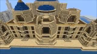 getlinkyoutube.com-اكبر قصر في ماين كرافت