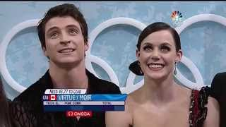 getlinkyoutube.com-2010 Winter Olympics Tessa Virtue and Scott Moir CD Tango Romantica