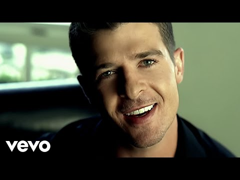 Robin Thicke - Lost Without U