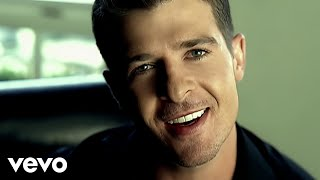 getlinkyoutube.com-Robin Thicke - Lost Without U