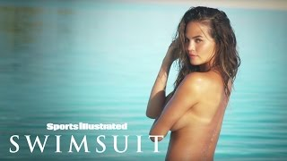getlinkyoutube.com-Chrissy Teigen Goes All Natural | Intimates | Sports Illustrated Swimsuit