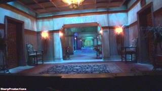 getlinkyoutube.com-Twilight Zone Tower of Terror (On-Ride) Disney California Adventure