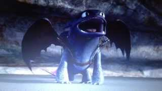 getlinkyoutube.com-Riders of Berk: Hiccup and Toothless Reunited/ Dragon Rescue