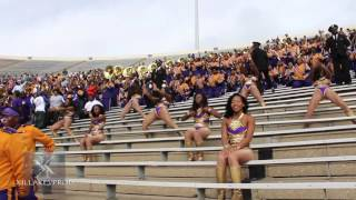 Alcorn State University Marching Band - Hoe Check (GG's) - 2015