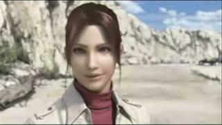 getlinkyoutube.com-Resident Evil Degeneration Leon & Claire: Last scene
